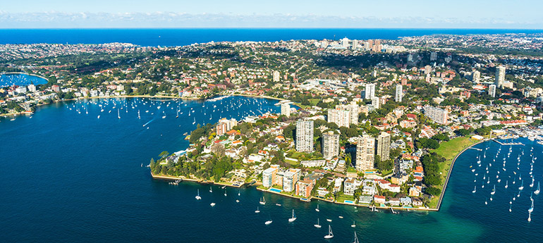 Double Bay - Eastern Suburbs Sydney