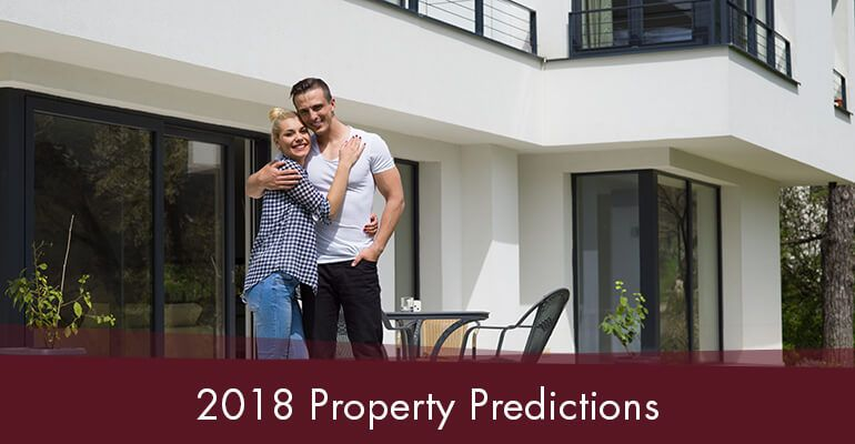 2018 property predictions
