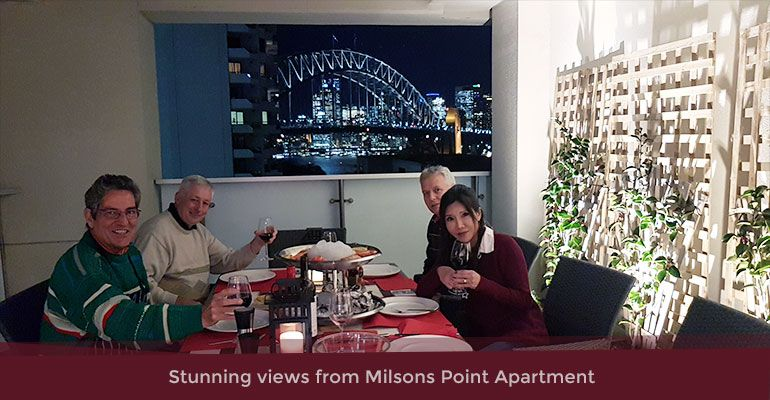Apartment at Milsons Point