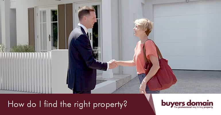 How do I find the right property for my clients?