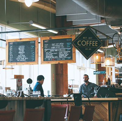 investing in commercial property like cafe's can be a great investment