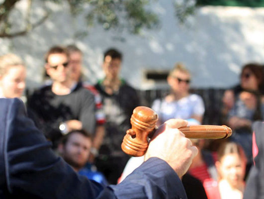 tips winning at property auction